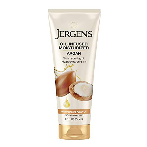Jergens Argan Oil Infused Moisturizer, 8.5 Ounce