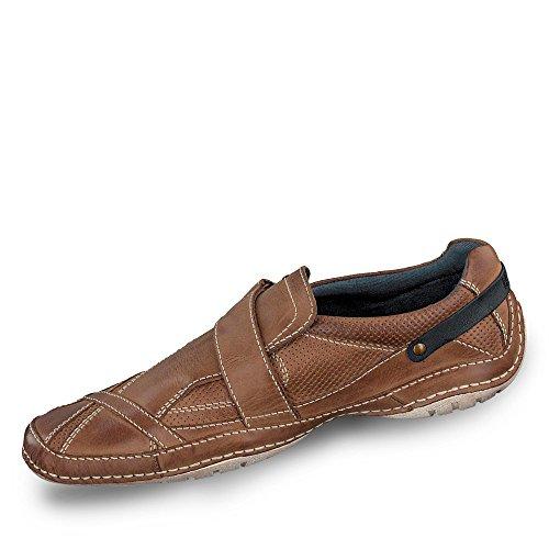 Bugatti D08621g, Zapatillas para Hombre marrón