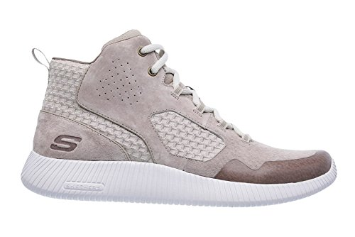 Skechers Mens Depth Charge Drango Casual Schoenen Taupe