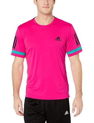 adidas Tennis Club 3 Stripes Tee