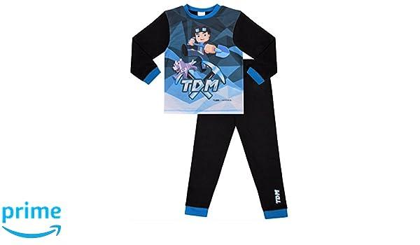 33e0bafb5c Pijamas Dan TDM YouTube Heroes