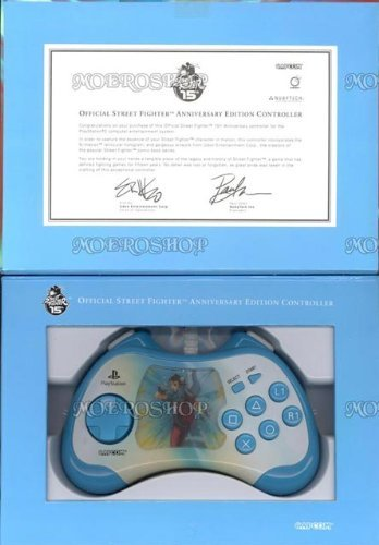 Street Fighter CHUN LI Controller BRAND NEW Sony PS2