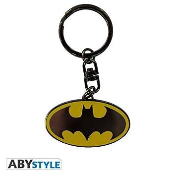 ABYstyle - DC COMICS - Llavero - Logo Batman: Amazon.es ...