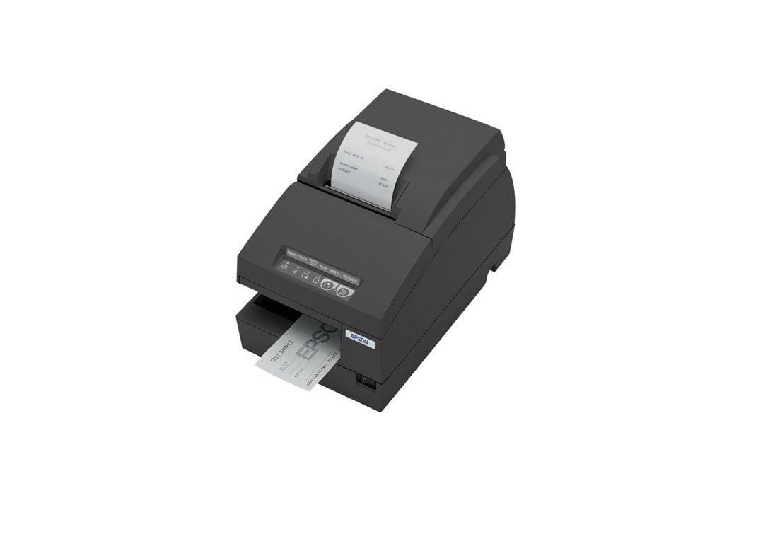 EPSON, TM-U675, DOT Matrix Receipt, Slip & Validation Printer, USB, NO Display M by Epson