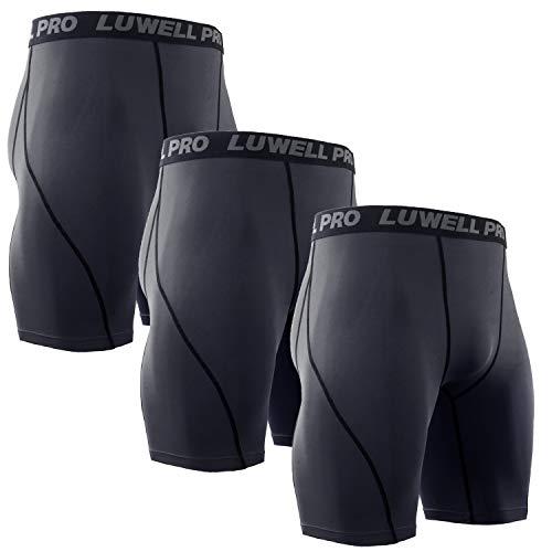 Friendly Tsla Tesla Mus17 Cool Dry Baselayer Sport Compression Shorts Activewear