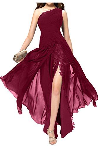 Ivydressing -  Vestito  - linea ad a - Donna rosso vivo 40