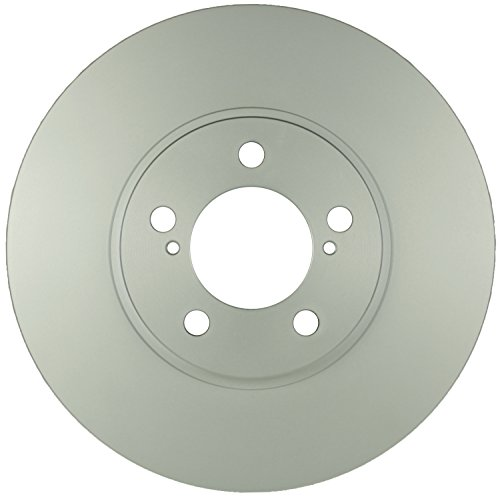 Bosch 20010307 QuietCast Premium Disc Brake Rotor For Ford: 2001-2007 Taurus; Lincoln: 1995-2002 Continental, 1996-1998 Mark VIII; Mercury: 1996 Cougar, 2001-2005 Sable; Front