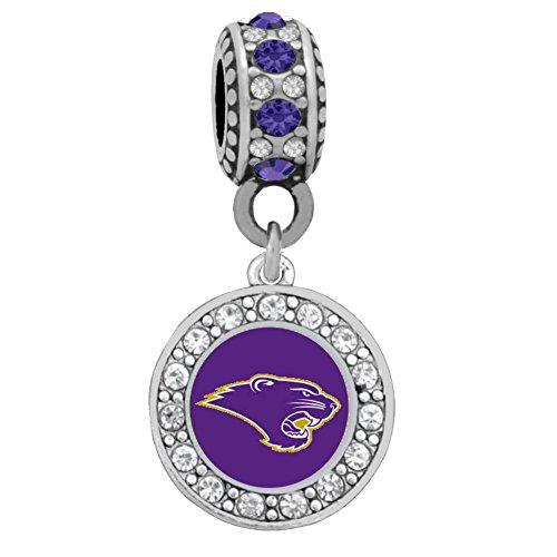 - Final Touch Gifts McKendree University Crystal Logo Charm Fits Most Bracelet Lines Including Pandora, Chamilia, Troll, Biagi, Zable, Kera, Personality, Reflections, Silverado and More