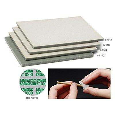 Tamiya Sanding Sponge Sheet, 600