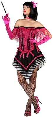 Atosa - Disfraz de cabaret para mujer, talla XS (22873): Amazon.es ...