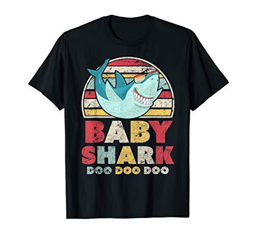 - Baby Shark T-Shirt. Doo Doo Doo Tee.