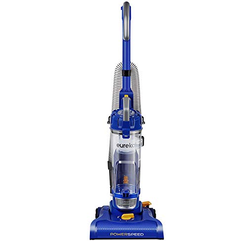 Eureka NEU182A PowerSpeed Lightweight Bagless Upright Vacuum Cleaner, Blue