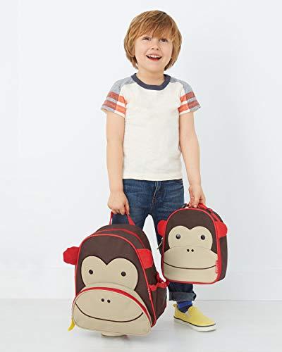 HopZainetto A Il Per Skip Monkey Di Forma Pranzo Farfalla 0X8PnONwk