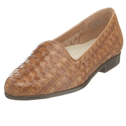 Trotters Women's Liz Loafer B000CDII54 10 N US|Light Tan Tonal