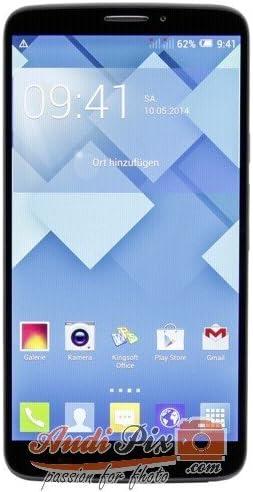 Alcatel HERO 8020D 16GB Negro - Smartphone (15,24 cm (6