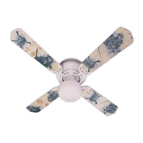 Ceiling Fan Designers Ceiling Fan, Pirates Of Caribbean, 42