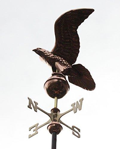 Accentua Olympia Cupola with Eagle Weathervane by Accentua (Image #2)