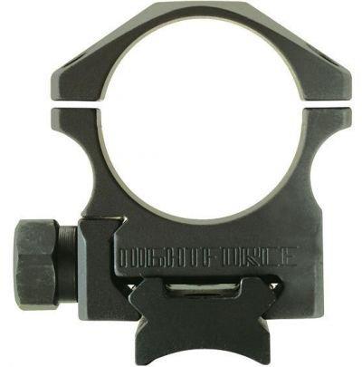 Nightforce Optics 1.00'' Medium Steel Ring Set for 30mm Scopes by Nightforce Optics