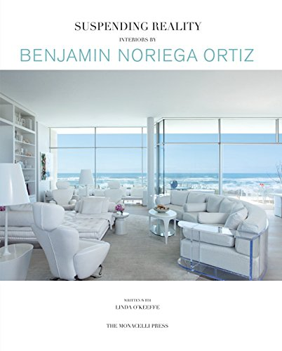 Suspending Reality: Interiors by Benjamin Noriega-Ortiz (Rico Design Fashion)