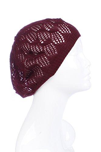 Knit Newsboy Hat Pattern - 4