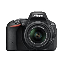 Nikon D5500 Camera DX Foramt 24.2 MP Full HD Black (Body Only)