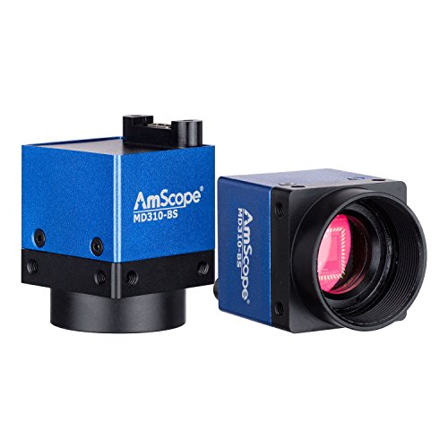 AmScope MD310B-BS 3.1MP Industrial Mini Microscope Digital Eyepiece Camera with Buffer