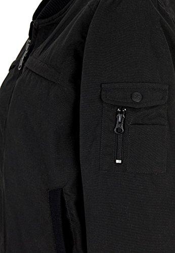 Lonsdale Ladies Jacket Gretna negro