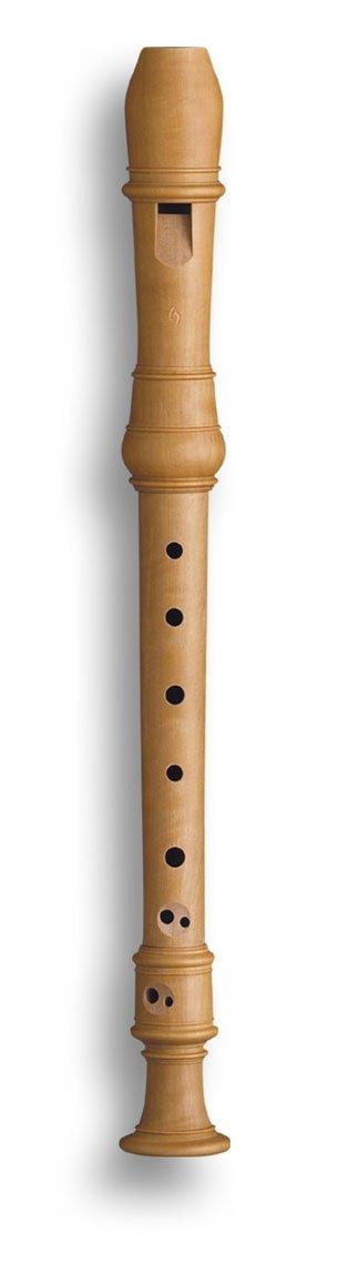 Mollenhauer 5107 Denner Sopran - barocke Griffweise Birnbaum