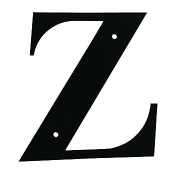 18 Inch Letter Z Large