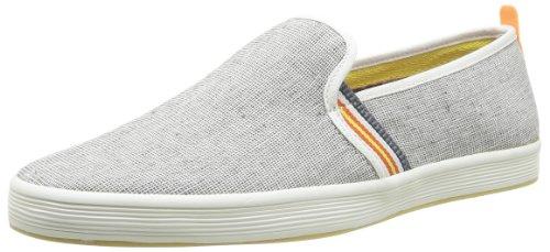 London Grey Fry 705 uomo 2 Textile Sneaker Grigio Base Gris d71c4Wc