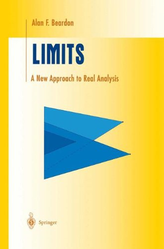 Limits: A New Approach to Real Analysis (Undergraduate Texts in Mathematics)