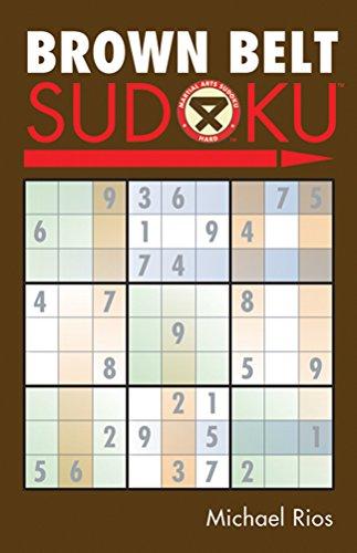 Brown Belt Sudoku® (Martial Arts Puzzles Series) ()