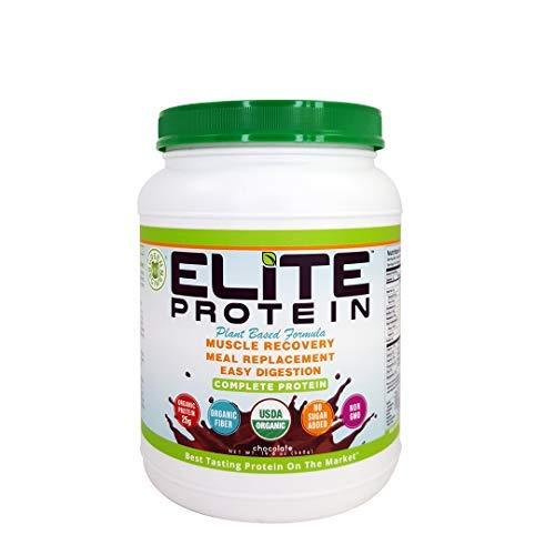 Best tasting pea protein powder