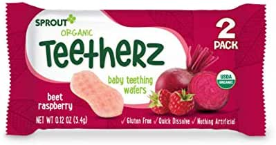 Baby & Toddler Snacks: Sprout Teetherz