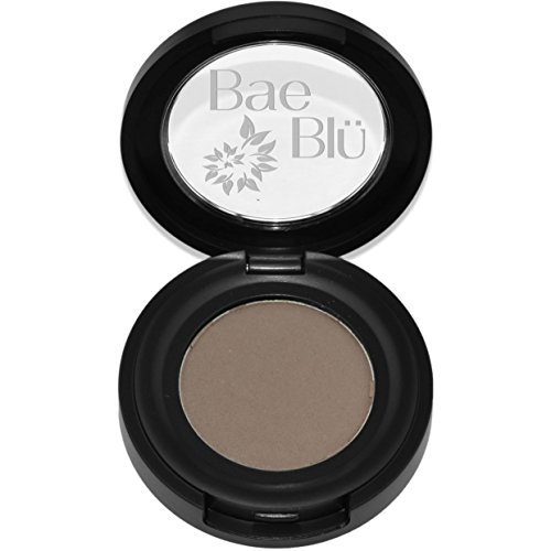 Best Organic 100% Natural Vegan Brow Tint Makeup, Made in USA, Brow Powder by BaeBlu, (Best Brow Powder)