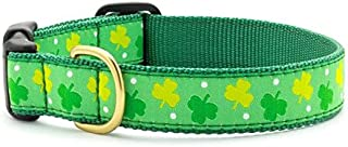 product image for Up Country Shamrock Pattern Dog Collars and Leashes