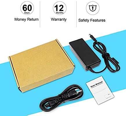 Amazon.com: 18.5V 3.5A AC Adapter Charger for HP Pavilion ...