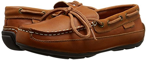 Cole Haan Boys' Grant Driver BRIT TAN BUR LEA-K, British, 5.5 M US Toddler by Cole Haan (Image #6)