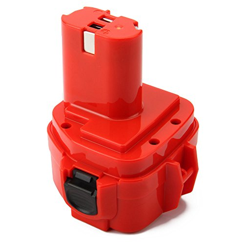 Creabest 12V 3.5Ah Ni-MH Replacement Battery Compatible with Makita PA12 1220 1222 1233 1200 1234 1235 1235B 1235F 1235A 192696-2 192698-8 192598-2 192681-5 192698-A 193138-9 193157-5 (12v Makita Battery)