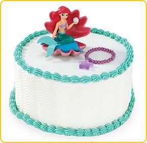 Amazoncom Party Supplies Ariel Cake Toppers Toys Games