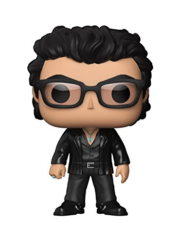 Funko Pop! Movies: Jurassic Park - Dr. Ian Malcolm Collectible Figure -
