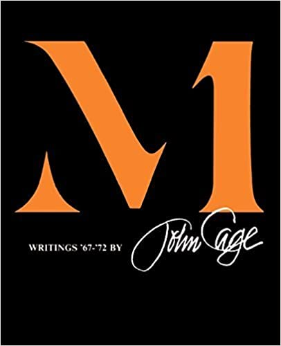 Book M: Writings '67-'72 by John Cage (1973-03-15)