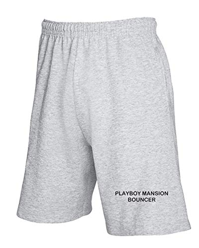 Bouncher Mansion Grigio Tuta Playboy Tdm00219 Pantaloncini SAqw48XWU