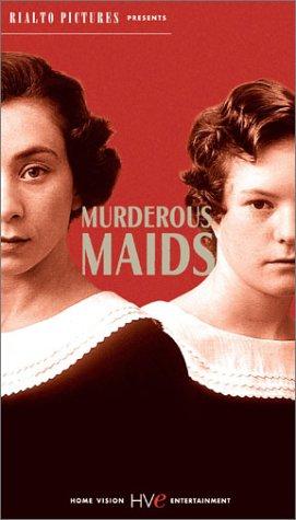 UPC 037429181133, Murderous Maids [VHS]