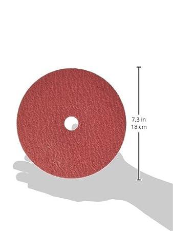 9S 7 X 7//8 36X Blue Line Disc United Abrasives-SAIT 50531 SAIT Fiber Disc 20 Pack
