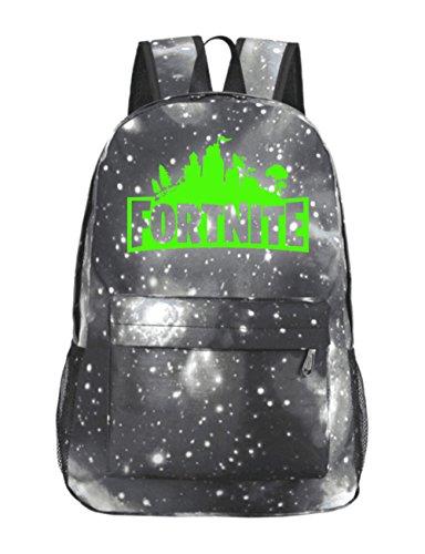 ea3147c18a22 Haililais Fortnite Casual Backpack Kids Luminous School Bag Unisex School  Backpack Travel Bag
