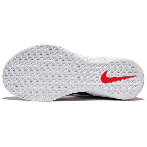 Nike Heren Metcon Dsx Flyknit Training Schoen Zwart / Wit-helder Karmozijnrood