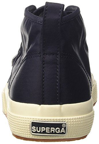White Bleu Nylm 2754 Homme Navy A10 New Baskets Off Hautes f Superga Yvxp5U5