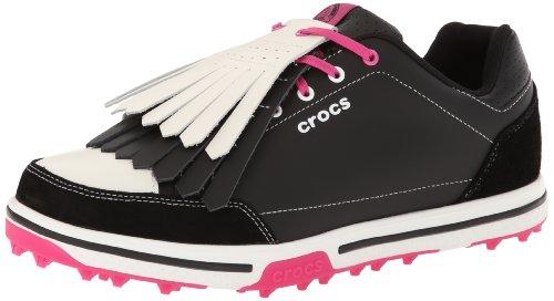 Crocs Womens Women's 15370 Karlene Glof Golf Shoe Home