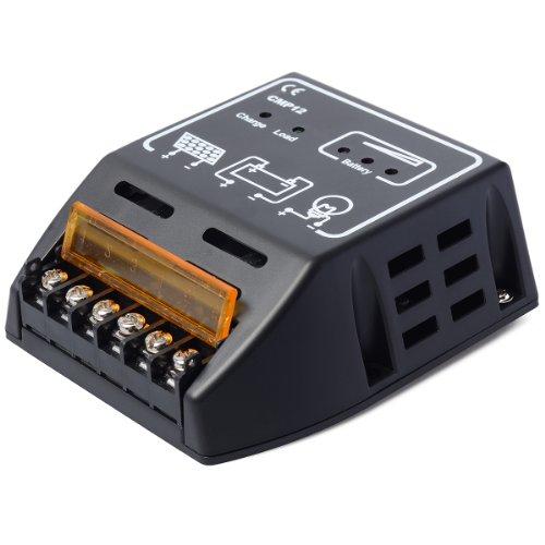 XCSOURCE® 10A 12V/24V Solar Charge Controller Control Regulator Solar Panel Battery Regulator Safe Protection LD243